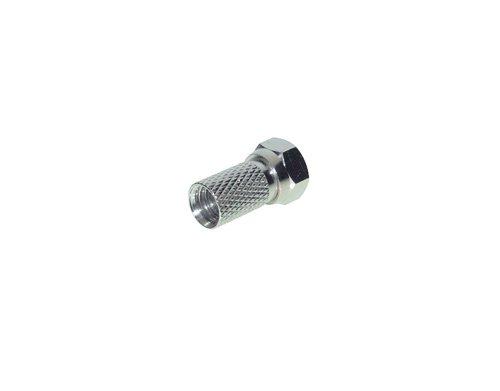 kabelmeister® F-Stecker, für Koaxkabel mit Aussenmantel 8,2mm