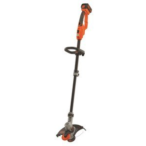 Black & Decker LST400 12-Inch Lithium High Performance Trimmer and Edger, 20-volt
