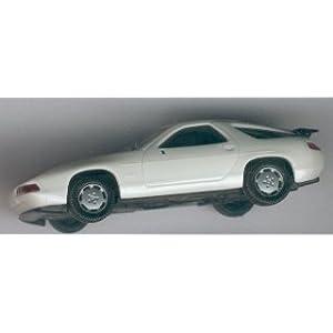 HERPA 2071 PORSCHE 928 S4- Miniaturmodell (Präzisionsmodell) 1:87, Farbe: weiss