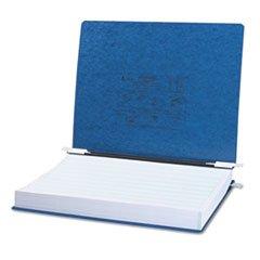 - Pressboard Hanging Data Binder, 14-7/8 x 11 Unburst Sheets, Dark Blue