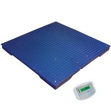 Adam PT-112-GK 2500 lb/1000 kg NTEP Platform with GK Indicator