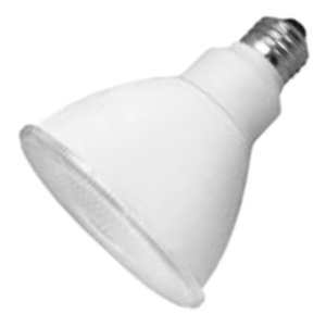 Tcp Led12P30D30Kfl Dimmable 12 Watt 3000K Smooth Par30 Lamp, Frosted