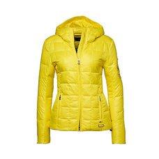 bogner damen daunenjacke skijacke silia farbe gelb gr 38. Black Bedroom Furniture Sets. Home Design Ideas