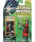 Star Wars Power of the Jedi Sabe Queen's Decoy