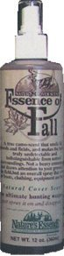 W2B - Essence of Fall Cover Scent 12oz by W2B