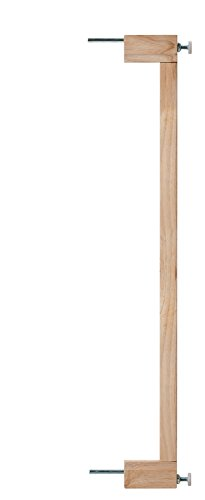 Safety 1st - Estensione 16 cm per cancelletto Easy Close Wood, Natural Wood, 24940104