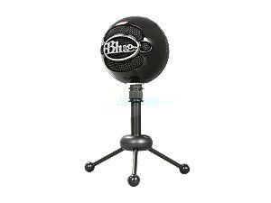 Blue Microphones Snowball-Glossblack Snowball - Microphone - Gloss Black