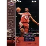 2003-04 Upper Deck National LeBron James Cleveland Cavaliers Basketball Rookie Card... by Upper+Deck
