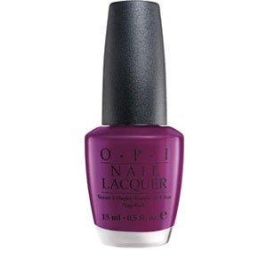 OPI Nail Polish Lacquer - Pamplona Purple 15ml