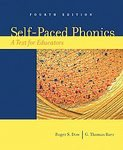 img - for Self-Paced Phonics: A Text for Educators (4th Edition) [Paperback] book / textbook / text book