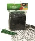 Blagdon 6 x 5m Clearview Fine Cover Nets - Black