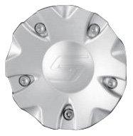 Mr. Lugnut C10242S Plastic Hypersilver Center Cap for 242 Wheels (Mr. Lugnut)