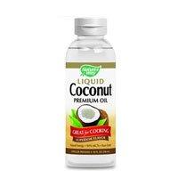 Nature's Way Liquid Coconut Premium Oil