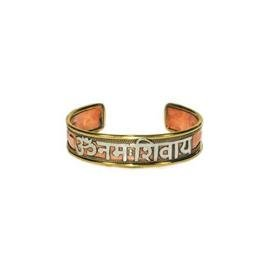Om Namah Shivaya healing bangle
