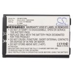 Battery Sagem MYX6-2, MY-V76, MYX62, MYV76, MYE77, Li-ion, 750 mAh