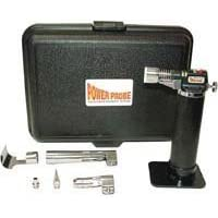 Power Probe Bench Style Torch Kit With Tips In Plastic Case Butane