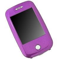 Ematic EM604VIDPR 3-Inch Touch Screen 4 GB MP3 Video Player with Built-In 5MP Digital Camera (Purple)