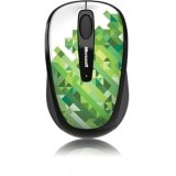 Microsoft WIRELESS MOBILE MOUSE 3500 MAC/WIN USB PORT EN/ES HDWR US ONLY GEODE