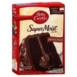 Betty Crocker Devils Food Cake Mix 432g (3 pack)
