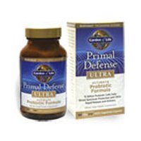 Garden of Life Primal Defense ULTRA, 60 Capsules