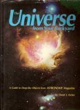 The Universe from your Backyard:A Guide to Deep Sky Objects from ASTRONOMY Magazine (0521362997) by Eicher, David J.