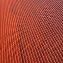 Imagen de Las auroras del Norte Yoga Mat luces con Golden Sun focal Icon-SGS aprobado Libre de ftalatos y látex. Pasión biodegradable, (rojo), Pasión de color