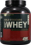Optimum Nutrition 100% Whey Gold Standard, Vanilla Ice Cream, 5 Pound
