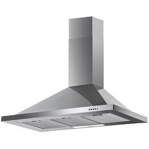 Baumatic 100cm Chimney Hood St/Steel
