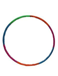 "Snap Together 28"" Kids Hula Hoop for Playing"