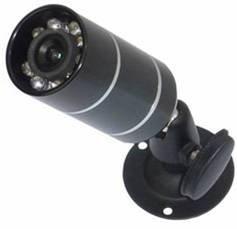 Telecamera da esterno a colori wireless con sensore audio for Telecamera amazon