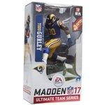 McFarlane Todd Gurley Madden NFL 17 Todd Gurley Los Angeles Rams Figure