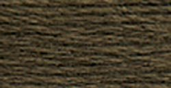 DMC Pearl Cotton Skeins Size 5 27.3 Yards Very Dark Brown Grey 115 5-3021; 12 Items/Order