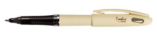Pentel TRL92W Tradio EnerGel Roller Pen - White Barrel