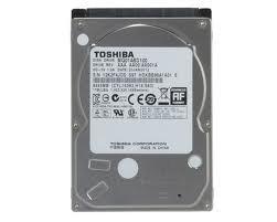 東芝 TOSHIBA 2.5インチHDD(SerialATA)/容量:1TB/回転数:5400rpm/キャッシュ:8MB MQ01ABD100
