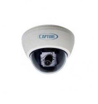 Capture CTCCD480E3 480TVL Dome CCTV Camera