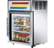 True GDM-5-S Countertop Refrigerator Merchandiser 24 1 Glass Door
