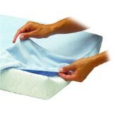 Ultra Plush Change Pad Cover - Blue - 1