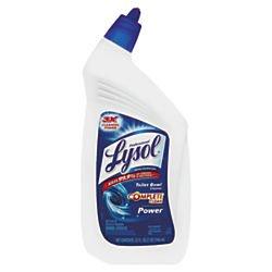 Disinfectant Toilet Bowl Cleaner, 32 oz. Bottle, 12/Carton