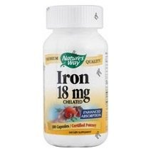 Forms Of Iron Supplements
