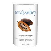Tera's Whey Protein - Fair Trade Dark Chocolate - 24 Ounce