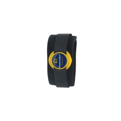 Nathan Hydration 2013 Timing Chip Ankleband - Black - 2023NB