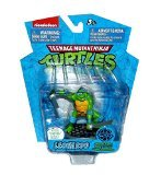 TEENAGE MUTANT NINJA TURTLES 3in LEONARDO FIGURE CLIP - 1