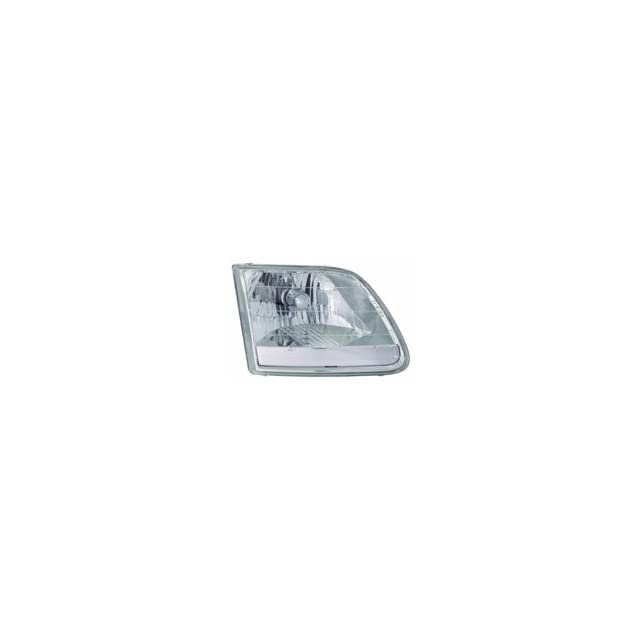 Ford F 150 01 04 Headlight Assembly XL.XLT.Lariat Model,W/STX Edition, King Ranch Model,03 W/Heritage Edition Rh US Passenger Side