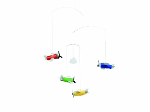 Flensted Mobiles Nursery Mobiles, Aeromobile