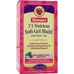 Nature's Secret Women's 73 Nutrient Soft-Gel Multi Vitamin, 60-Count