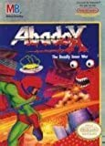 Abadox Game for the Nintendo NES