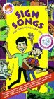 Sign Songs - Fun Songs to Sign and Sing - VHS