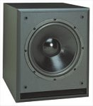 "Velodyne 170-Watt 12"" Subwoofer (CT-120) (Discontinued by Manufacturer)"