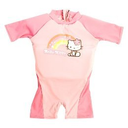 Hello Kitty Swim Float Suit