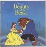 img - for Disney's Beauty and the Beast (Golden Look-Look Book) book / textbook / text book
